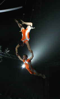 Hard Shoulder - Extreme Trapeze